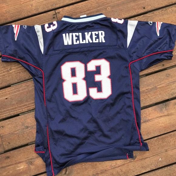 Wes Welker Patriots Jersey